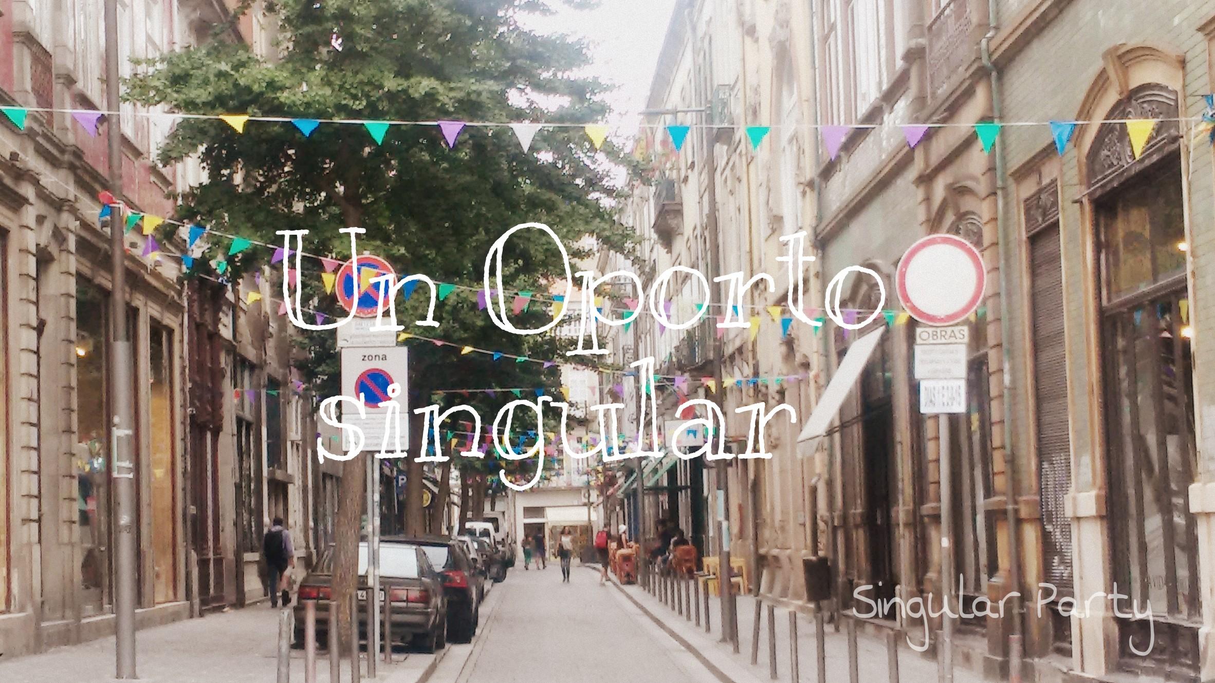 Vacaciones Oporto
