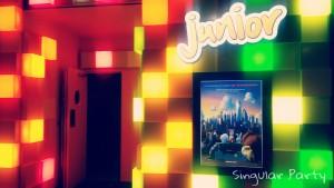 Una nueva sala de cine para ni os vamos a ver mascotas for Sala junior islazul