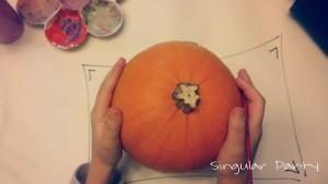 calabazas decoradas para Halloween 2