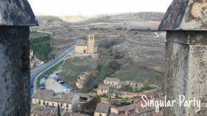 Escapada a Segovia a